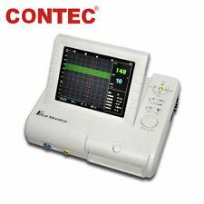 Cms800g Fetal Mother Monitor 24 Hours Fetal Movement Fetal Doppler Printer Toco