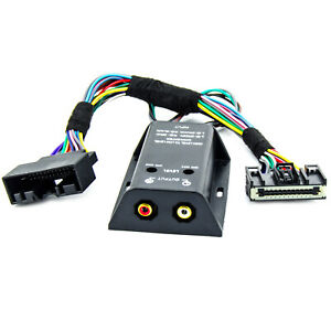 High-Low-Adapter-Converter-fuer-Ford-Fiesta-Kuga-Mondeo-Focus-Land-Rover-Mazda