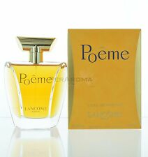 Poeme by Lancome for Women Eau De Parfum 3.4 OZ 100 ML Spray