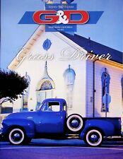New Listing1947 55 Chevy Truck Generator Amp Distributor Magazine Chevrolet Club 2019
