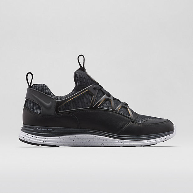 Nike Lunar Huarache Light Nikelab Lab Tier Zero Black 776373-001 fragment