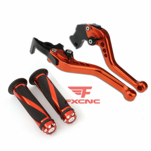 For Kawasaki Z1000 z 1000 2003 2004 2005 2006 Brake Clutch Levers Handle Grips