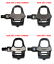 NEW-2018-LOOK-KEO-2-Max-CARBON-Road-Cycling-Pedals-amp-Gray-Grip-Cleats-Bolts