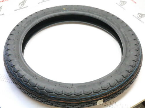 """Honda CB 750 Four K0 K1 K2 front tyre 3.25x19 Dunlop Gold Seal F11 /""""old style/"""""""