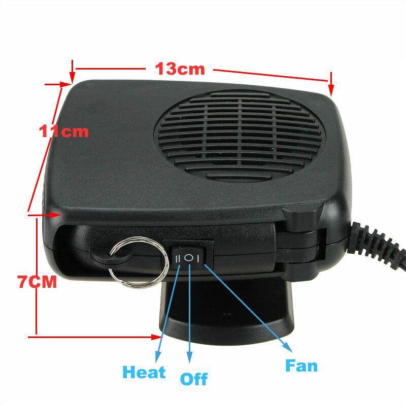 12V Electric Heating Fan Demister