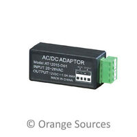 Power Switcher From 24vac To 12vdc Support 1.5 Amp Supply Current Power Adapter