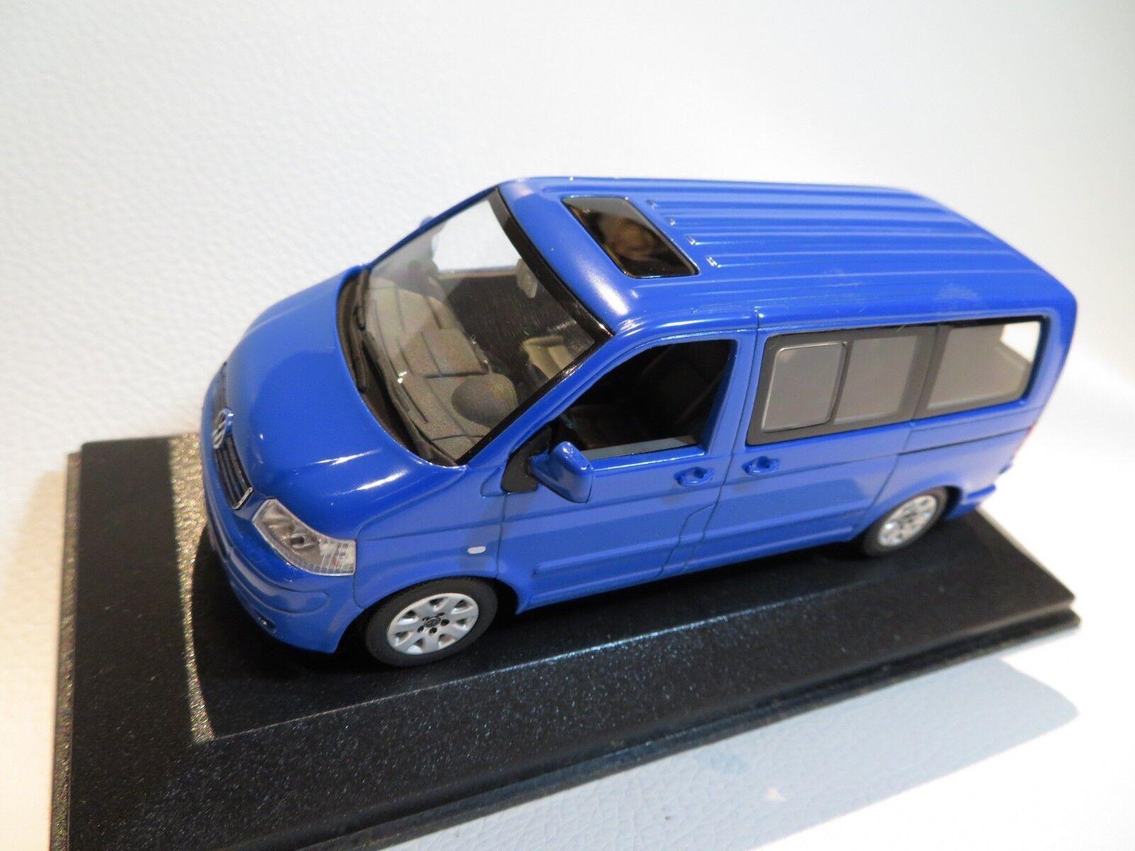 ventas en linea 1 43 43 43 Minichamps VW VOLKSWAGEN MULTIVAN Diecast  Los mejores precios y los estilos más frescos.