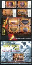 PAPUA NEUGUINEA 2012 Traditionelle Tongefäße Pottery ** MNH