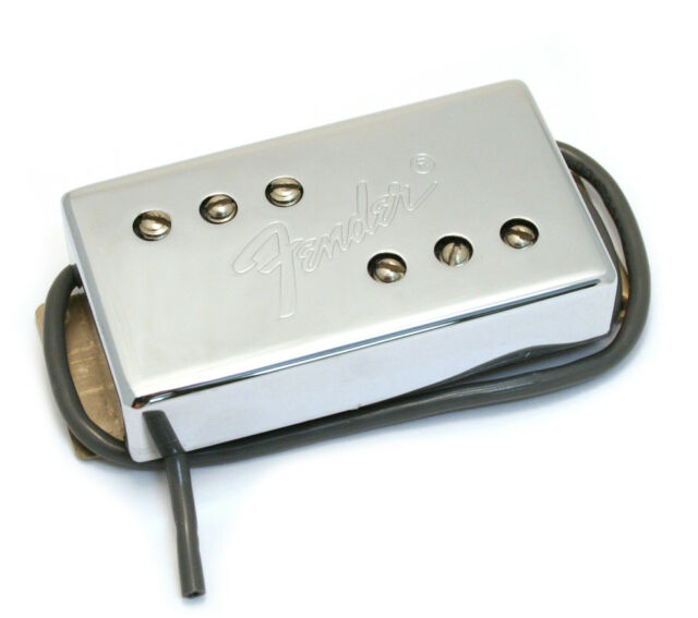Genuine Fender /'72 Deluxe RI Telecaster Tele Wide-Range Neck Humbucker Pickup