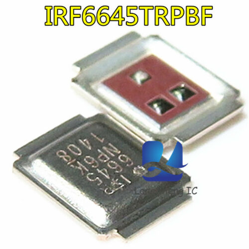 1PCS  IRF6645TRPBF MOSFET N-CH 100V 5.7A DIRECTFET 6645 IRF6645 new
