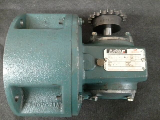 Bison Gear Reducer Model M-0446 Ratio 11.8:1 New Old Stock