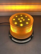 Code 3 Psg Led Emergency Amber Beacon Construction Tow Plow