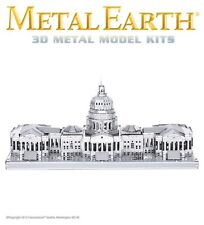 Fascinations Metal Earth US Capitol Building Laser Cut 3D Model