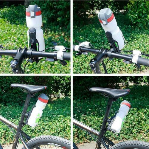 1Pc New Bike Bicycle Handlebar Water Bottle Clamp Mount Holder Hot Sale FI