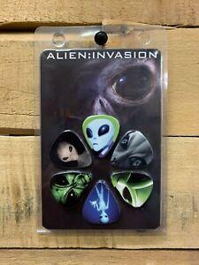 Hot-Picks-Alien-Invasion-2-6-Guitar-Pick-Pack