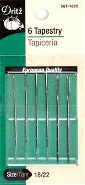 20 Pieces Large Eye Needles for Hand Sewing MOKYYus Embroidery Hand Needles Blunt