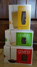 GOVINO Shatterproof Dishwasher Safe Wine Glasses (Set of 4) 16 oz