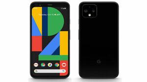 """Google Pixel 4 14,5 cm (5.7"""") 6 GB 64 GB Nero 2800 mAh Pixel 4, 6 GB, 64GB 16MP"""