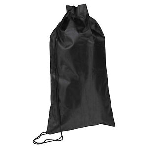 Emergency-Durable-Black-Drawstring-String-Bag-Car-First-Aid-Storage-Supplies