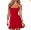 Women-039-s-Boho-Chiffon-Summer-Party-Evening-Beach-Short-Mini-Dress-Sundress thumbnail 11