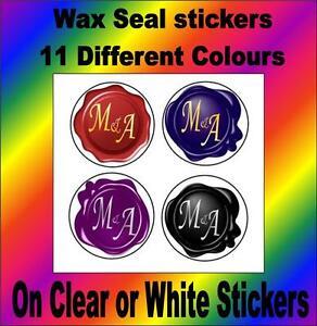 70-Personalised-WAX-SEAL-Wedding-Invitation-Seals