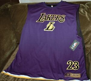 LeBron James jersey Los Angeles Lakers MEN'S 2XL NEW with tags NBA ...