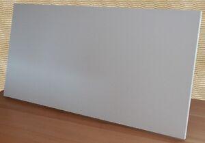 fenix infrarotheizung economy 750 watt glatte oberfl che neuware ebay. Black Bedroom Furniture Sets. Home Design Ideas
