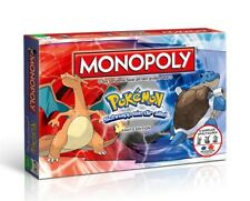 Monopoly Pokémon Kanto Edition Spiel Brettspiel Gesellchaftsspiel deutsch NEU