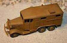 MGM 080-038 1/72 Resin WWII Japanese Isuzu 6x4 Type 94A 1.5t Field Kitchen Truck