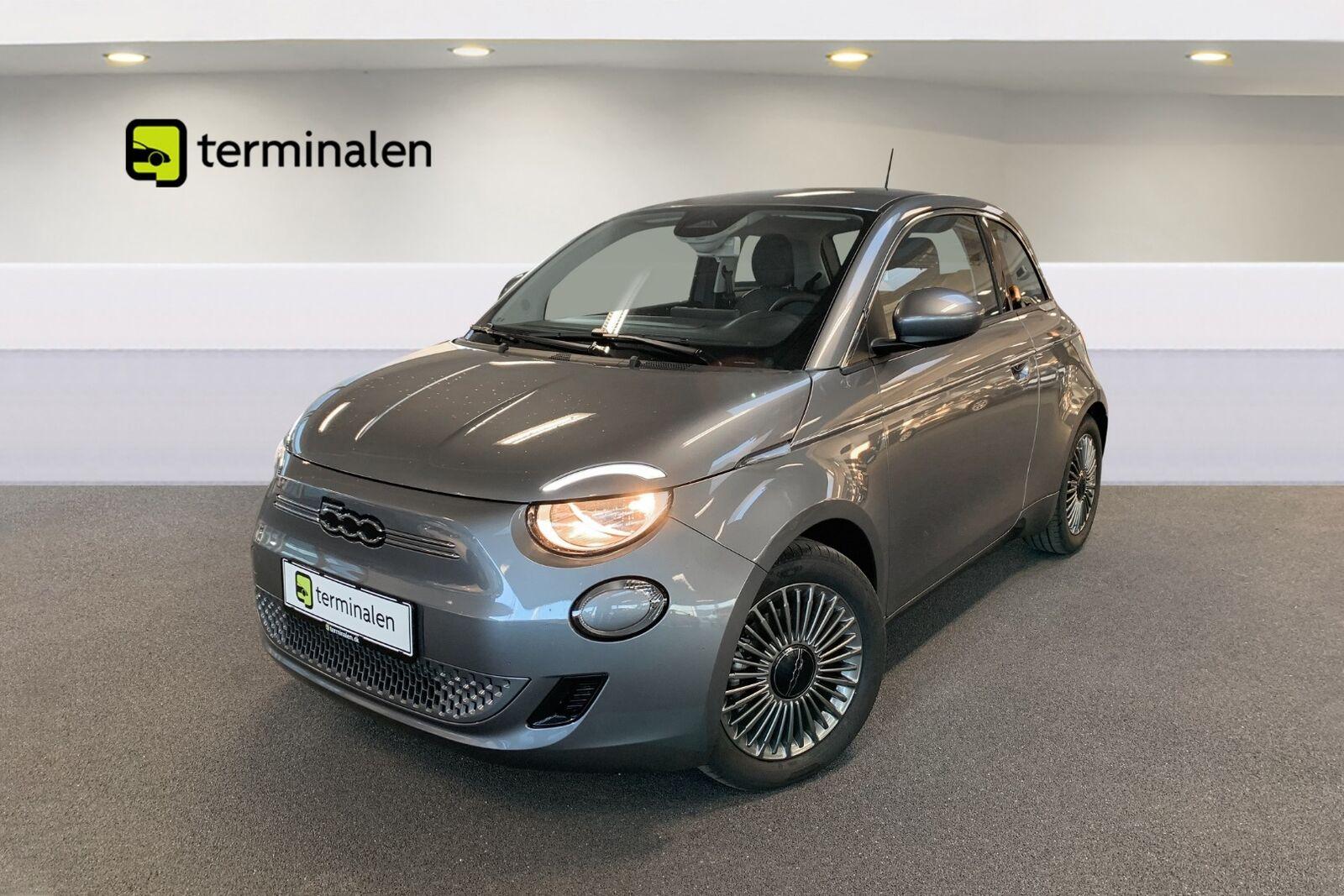 Fiat 500e  Icon 3d - 244.800 kr.
