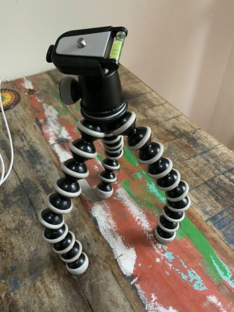 Joby GorillaPod SLR Zoom Legs & Ball Head 3kg Camera Limit, Tripod