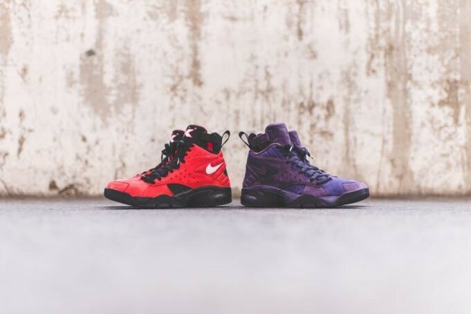 Kith x Nike Air Maestro II 2 High - Purple - Comfortable New shoes for men and women, limited time discount