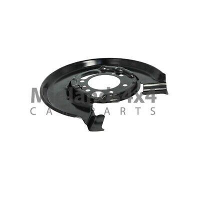 FOR VW LT 28-35 2.3 2.5 2.8 TDi 96-06 REAR LEFT BRAKE DISC DUST SHIELD