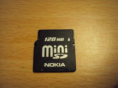 MEMORY CARD 128MB NOKIA N93N92N810N80N73E70