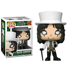 Alice-Cooper-Pop-Vinyl-Figure-NEW-Funko