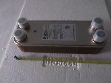 Brazed Plate Heat Exchanger BL26-20 (20 plates)