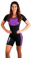Original Full Body Sauna Shaper Suit Neoprene Gym Sport Fitness Weight Loss 1383