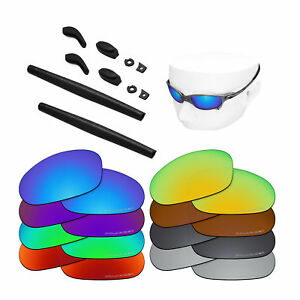 e7ca5948fb7a Image is loading OOWLIT-Rubber-Kits-amp-Replacement-Lenses-for-Oakley-