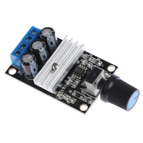 DC 5V-16 V Motor Speed Regulator PWM LED dimming 10A Ultra Switch Module