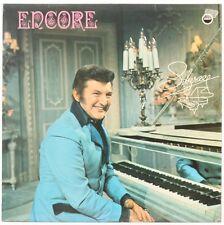Encore  Liberace Vinyl Record