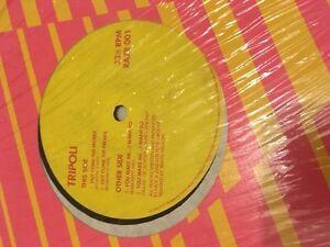 Tripoli-Out-Come-The-Freaks-12-034-Vinyl-House-Breaks-Razor-Records-Travis-Nelson