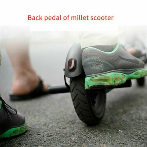 Replace For Xiaomi M365//M365 Pro Electric Scooter Back Pedal Parts Accessories