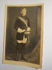 Freiburg - Wingolf - 1928 - Willy Hildebrand als Chargierter - Foto / Studentika