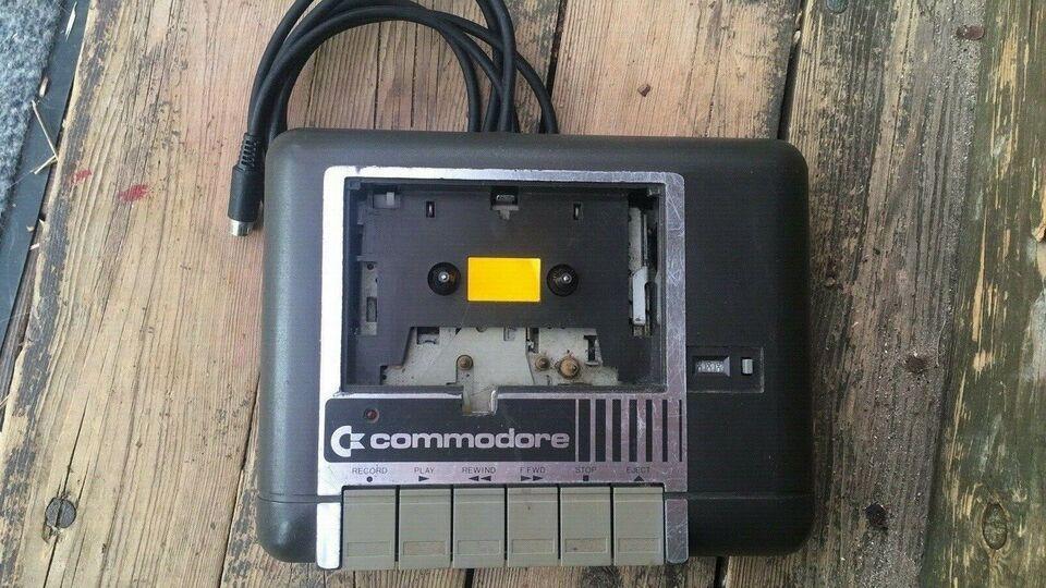 Commodore datasette til C16/C116 el. PLUS/4, andet,