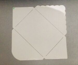 Plastic-Envelope-Template-with-Scalloped-Back-Flap-A6-Cards-CRAFT-155-x-110-C6