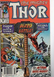 Thor-393-1988-Marvel-VG-Fine