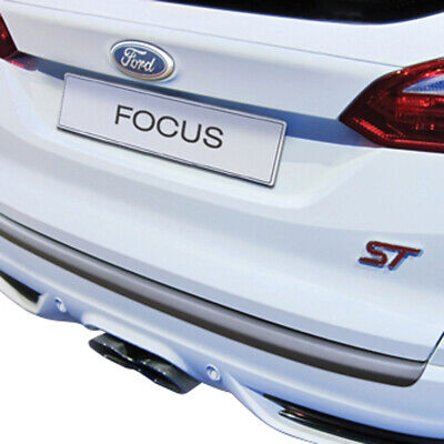 5-door Hatchback 2011-14 REAR BUMPER PROTECTOR compatible with FORD FOCUS 3