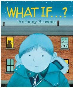 What-If-Por-Browne-Anthony-Nuevo-Libro-Gratis-amp-Libro-en-Rustica