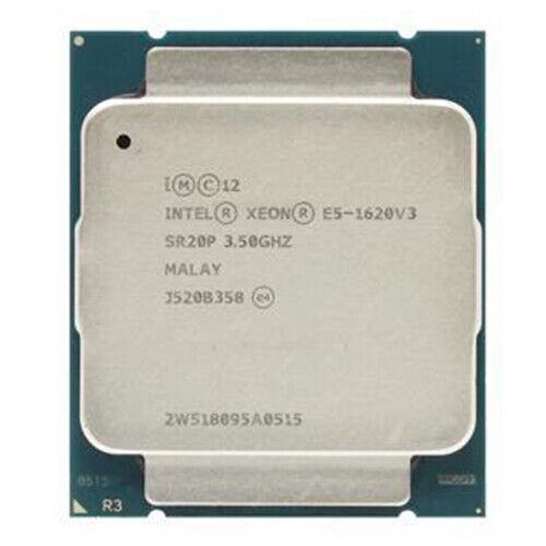 Intel Xeon E5-1620 V3 E5-1630 V3 E5-1650 V3 E5-1660 V3 LGA2011-3 Processor