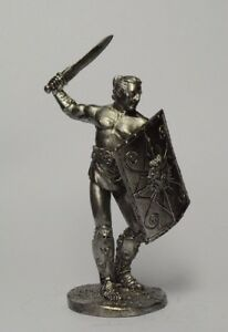 Tin-soldier-figure-Gladiator-Spartacus-54-mm